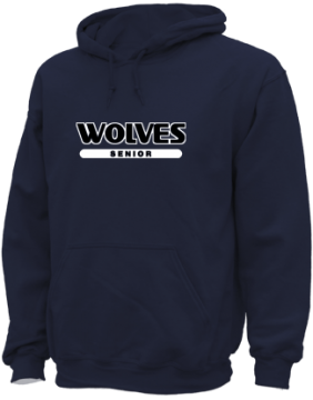 Men's Clay City High School Wolves Apparel