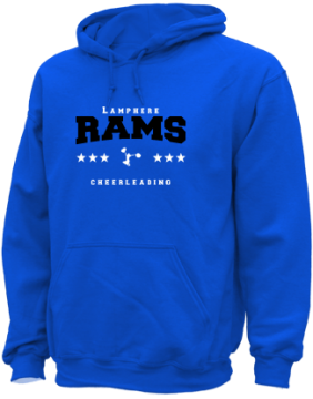 Men's Lamphere High School Rams Apparel