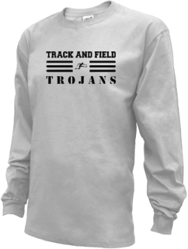 Kids Crab Orchard High School Trojans Apparel