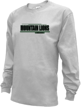 Kids Liberty Bell High School Mountain Lions Apparel