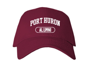 Port Huron High School Big Reds Apparel