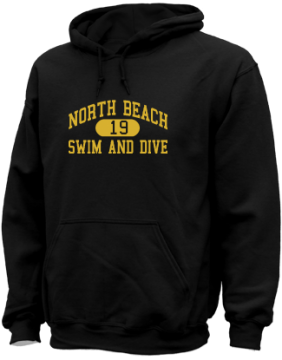 Men's North Beach High School Hyaks Apparel
