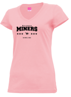Junior Girls Gillespie High School Miners Apparel