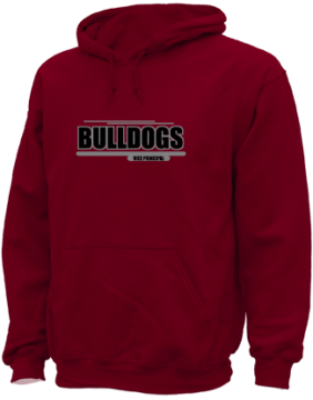 Men's Romeo High School Bulldogs Apparel