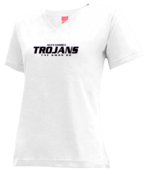 Women's Alexandria High School Trojans Apparel