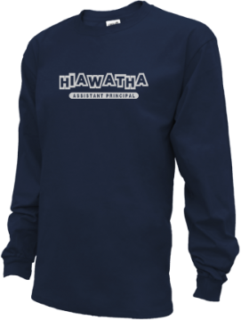 Kids Hiawatha High School Hawks Apparel