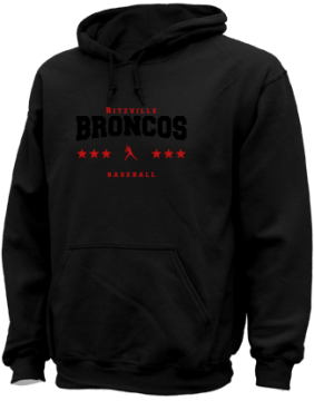 Men's Ritzville High School Broncos Apparel