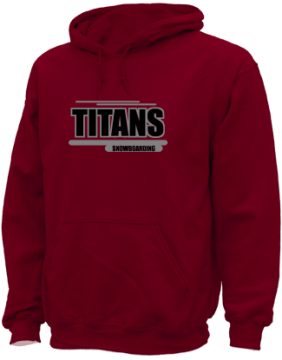 Men's Southgate Anderson High School Titans Apparel