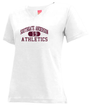 Women's Southgate Anderson High School Titans Apparel
