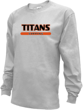 Kids Kansas High School Titans Apparel