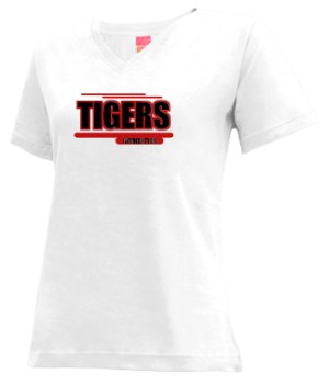 Women's Dequincy High School Tigers Apparel