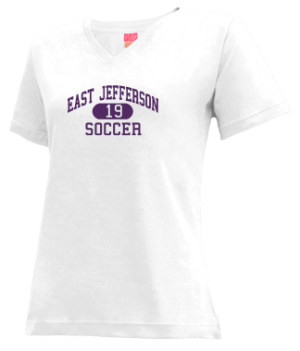 Women's East Jefferson High School Warriors Apparel