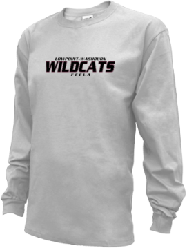 Kids Lowpoint-washburn High School Wildcats Apparel