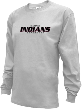 Kids Marengo High School Indians Apparel