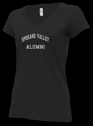 Junior Girls Spokane Valley High School V Neck Shirts