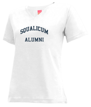 Women's Squalicum High School Storm Apparel