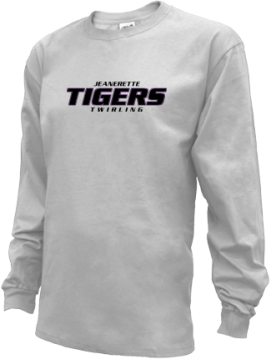 Kids Jeanerette High School Tigers Apparel