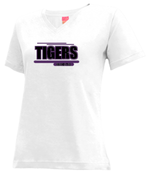 Women's Jeanerette High School Tigers Apparel