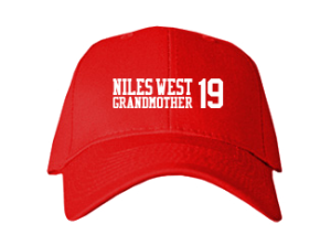 Niles West High School Wolves Apparel
