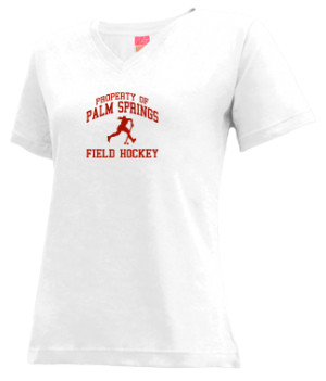Women's Palm Springs High School Indians Apparel