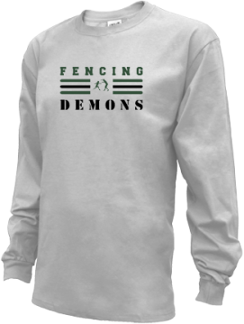 Kids Mamou High School Demons Apparel