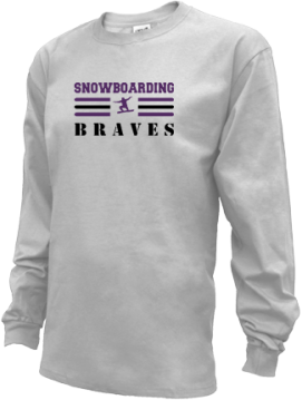Kids Sherman Indian High School Braves Apparel