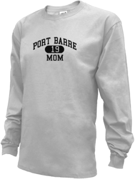 Kids Port Barre High School Red Devils Apparel