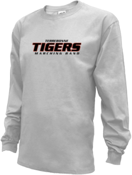 Kids Terrebonne High School Tigers Apparel
