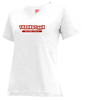 Women's Terrebonne High School Tigers Apparel