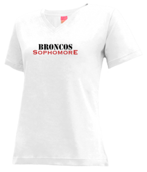 Women's Bellevue High School Broncos Apparel