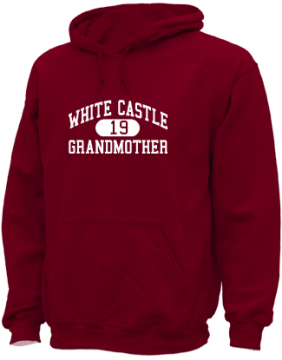 Men's White Castle High School Bulldogs Apparel