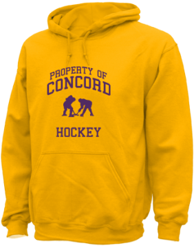 Men's Concord High School Yellowjackets Apparel