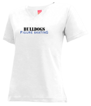 Women's Covert High School Bulldogs Apparel