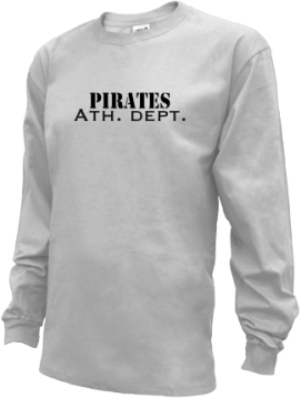 Kids Free Soil High School Pirates Apparel