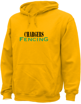 Men's Dow High School Chargers Apparel