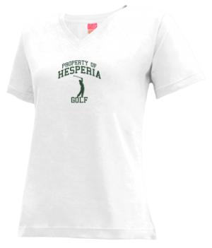 Women's Hesperia High School Panthers Apparel