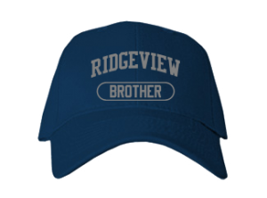 Ridgeview High School Mustangs Apparel