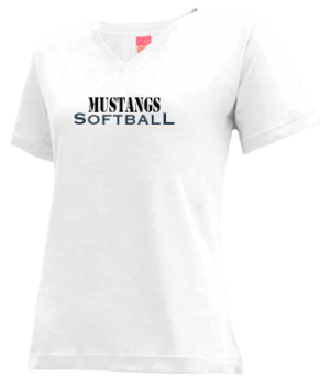 Women's Ridgeview High School Mustangs Apparel