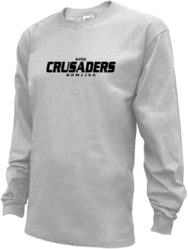 Kids King High School Crusaders Apparel