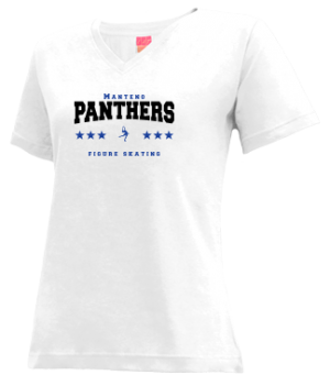 Women's Manteno High School Panthers Apparel