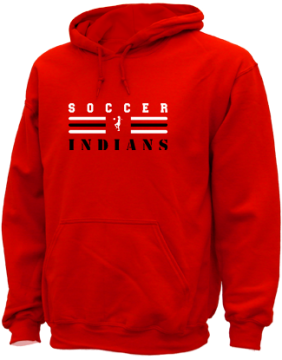 Men's Savanna High School Indians Apparel