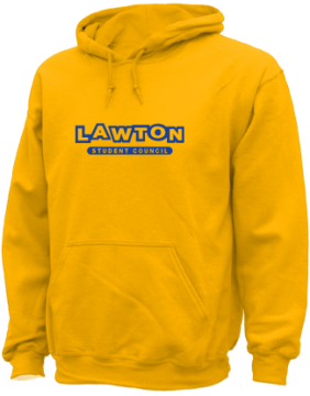 Men's Lawton High School Blue Devils Apparel