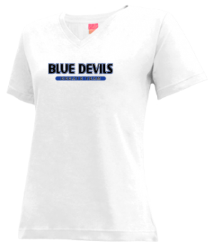 Women's Lawton High School Blue Devils Apparel