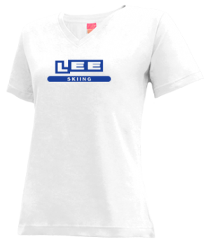 Women's Lee High School Rebels Apparel