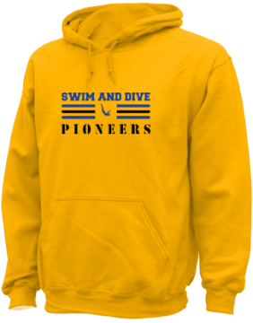 Men's Trico High School Pioneers Apparel