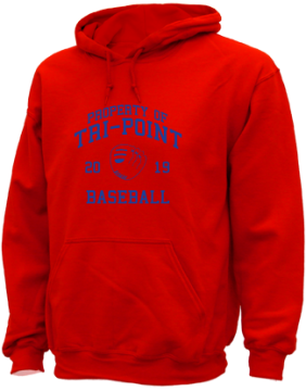 Men's Tri-point High School Chargers Apparel