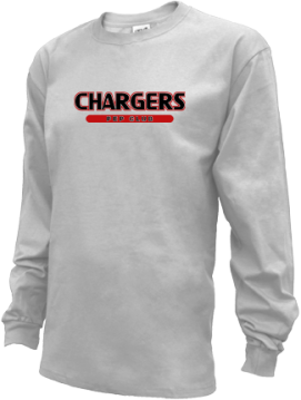 Kids Tri-point High School Chargers Apparel
