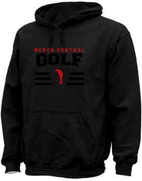Men's North Central High School Jets Apparel