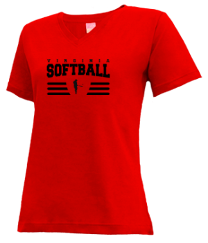 Women's Virginia High School Redbirds Apparel
