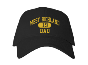 West Richland High School Wildcats Apparel